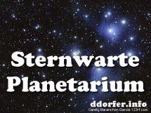 Planetarium-sternwarte