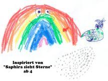 Kinderzeichnung nach Vorstellung