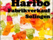 Haribo-fabrikverkauf