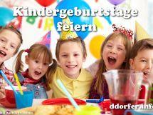 Kindergeburtstag-feiern