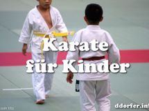Karate-Training für Kinder in Düsseldorf