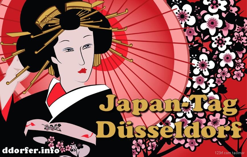 Tag Japan: Alle Jahre Wieder: Japan-Tag In Düsseldorf/NRW Für Fans